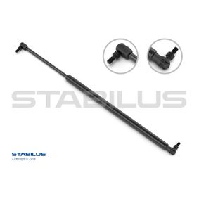 STABILUS //  LIFT-O-MAT® 585314 Heckklappendämpfer / Gasfeder Länge: 670mm, Hub: 280mm