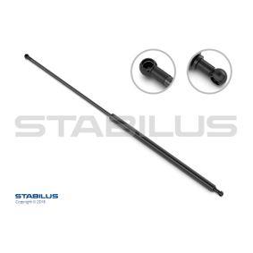 STABILUS Ammortizatore pneumatico, Cofano bagagli / vano carico 3958IA con OEM Numero 9485548