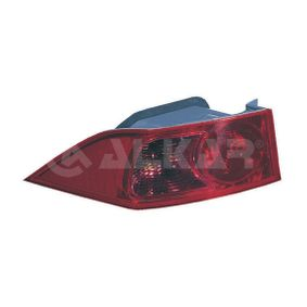 Combination Rearlight for left-hand drive vehicles with OEM Number 33506 SEA 003