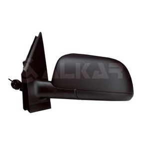 Outside Mirror with OEM Number 6Q0 857 537 01C
