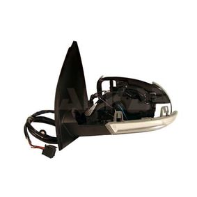 ALKAR Side view mirror Left, Electric, Heated, without cover