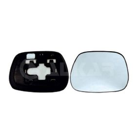 Mirror Glass, outside mirror 6402993 RAV 4 II (CLA2_, XA2_, ZCA2_, ACA2_) 2.0 D 4WD (CLA20_, CLA21_) MY 2005