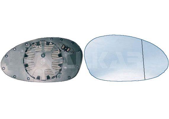 ALKAR  6412843 Spiegelglas, Außenspiegel