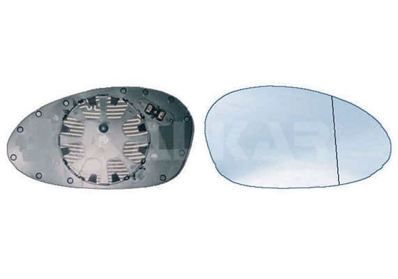 ALKAR  6412843 Mirror Glass, outside mirror
