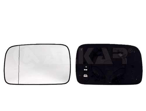 ALKAR  6423107 Spiegelglas, Außenspiegel