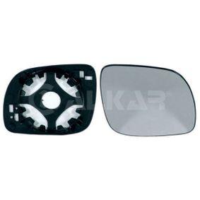 2010 Skoda Octavia 1u 1.9 TDI Mirror Glass, outside mirror 6430521