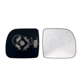 Spiegelglas, Außenspiegel 6432156 KANGOO (KC0/1_) 1.9 RXED Bj 2000