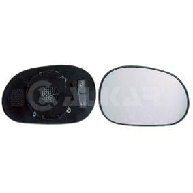 ALKAR  6432224 Spiegelglas, Außenspiegel