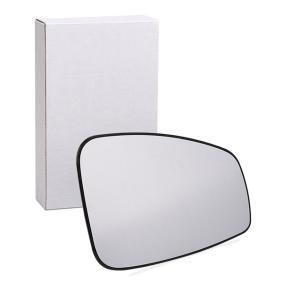 ALKAR  6432232 Spiegelglas, Außenspiegel