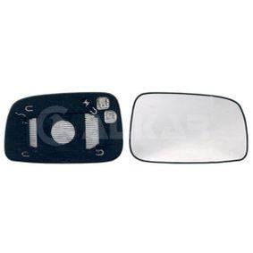 ALKAR  6432265 Spiegelglas, Außenspiegel