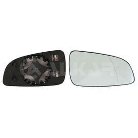 Mirror Glass, outside mirror with OEM Number 64 28 785