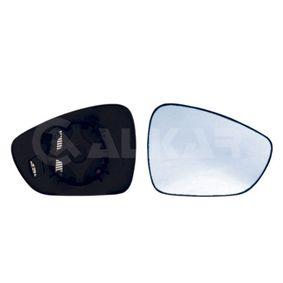 ALKAR  6432860 Spiegelglas, Außenspiegel