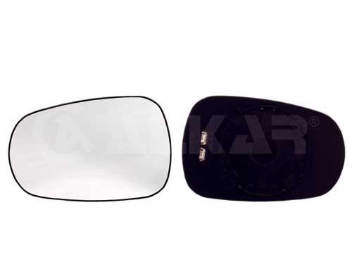 ALKAR  6434164 Spiegelglas, Außenspiegel