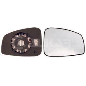 ALKAR  6442231 Spiegelglas, Außenspiegel