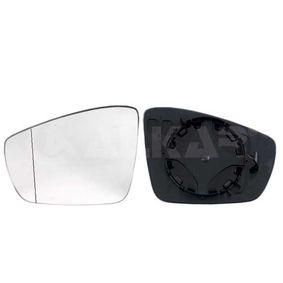 ALKAR  6451123 Spiegelglas, Außenspiegel