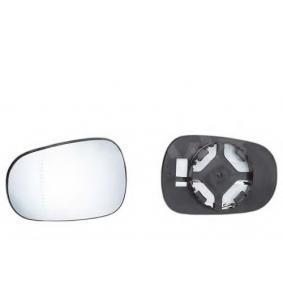 ALKAR  6451164 Spiegelglas, Außenspiegel