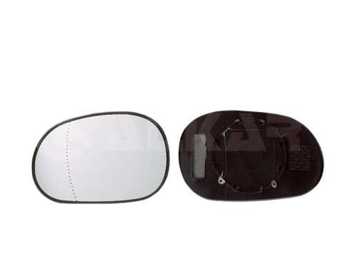 ALKAR  6451224 Spiegelglas, Außenspiegel