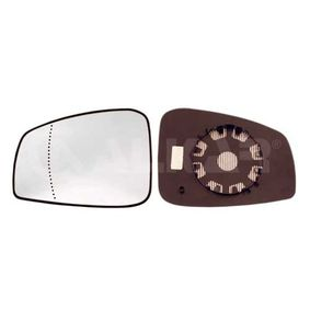 ALKAR  6451231 Spiegelglas, Außenspiegel
