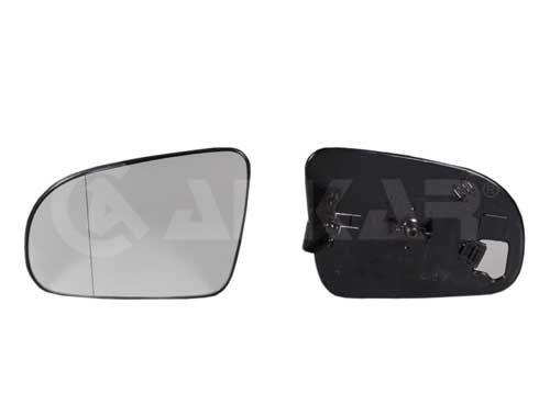ALKAR  6451417 Spiegelglas, Außenspiegel