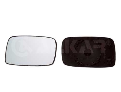 ALKAR  6451515 Spiegelglas, Außenspiegel