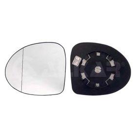 Spiegelglas, Außenspiegel 6471171 TWINGO 2 (CN0) 1.2 16V Bj 2012