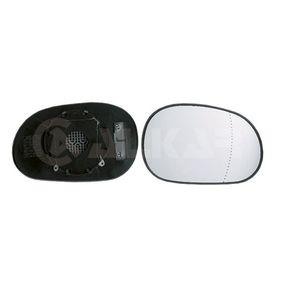 Spiegelglas, Außenspiegel mit OEM-Nummer 77 01 469 160