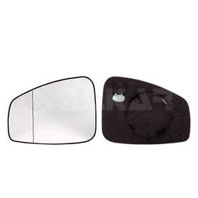 Spiegelglas, Außenspiegel 6471232 MEGANE 3 Coupe (DZ0/1) 2.0 R.S. Bj 2012