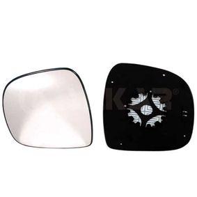 Spiegelglas, Außenspiegel mit OEM-Nummer A000-810-07-19