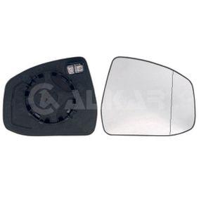 ALKAR  6472376 Spiegelglas, Außenspiegel