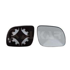 ALKAR  6472521 Spiegelglas, Außenspiegel