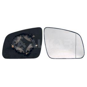 ALKAR  6472569 Spiegelglas, Außenspiegel