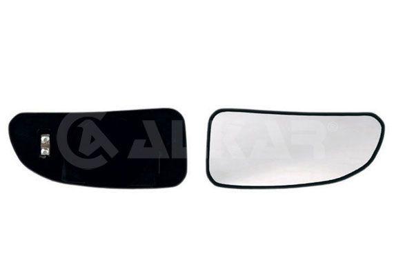 ALKAR  6472921 Spiegelglas, Außenspiegel