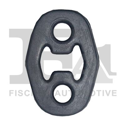 FA1  113-916 Halter, Abgasanlage