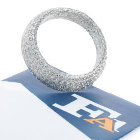 Dichtring, Abgasrohr Innendurchmesser: 54,3mm, Ø: 69,5mm mit OEM-Nummer 17451-22060
