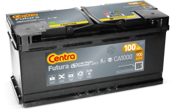 Batterie CENTRA CA1000 Bewertung