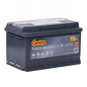 Starterbatterie CA722 MONDEO 3 Kombi (BWY) 2.0 TDCi Bj 2001
