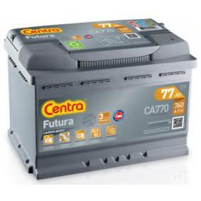 Starterbatterie CA770 TOURAN (1T1, 1T2) 1.9 TDI Bj 2006