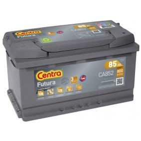 Starterbatterie mit OEM-Nummer 61 21 2 158 123