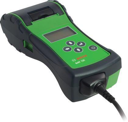 BOSCH DIAGNOSTICS  0 684 400 731 Aparelho de teste, bateria