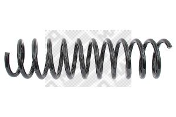 MAPCO  71911 Coil Spring Length: 370mm, Length: 370mm, Length: 370mm, Ø: 96mm