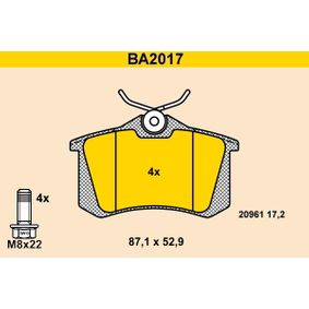 Barum BA2017 EAN:4006633316798 Shop