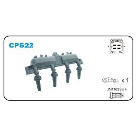 Ignition Coil CPS22 206 Hatchback (2A/C) 1.1 i MY 2001