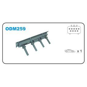Zündspule mit OEM-Nummer 12580537