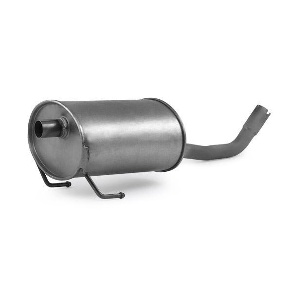 Image of ASMET Silenziatore posteriore 5907804516599