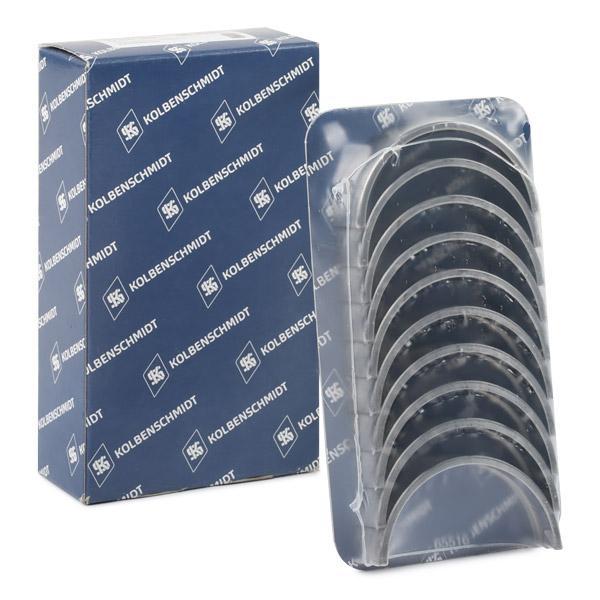 KOLBENSCHMIDT  77537600 Kurbelwellenlagersatz