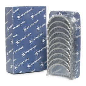 Kurbelwellenlagersatz mit OEM-Nummer 026 105 591B