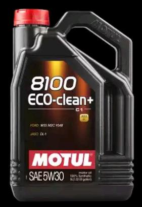 Aceite de motor MOTUL MAZDA 3374650019536