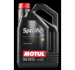 MOTUL Huile moteur SPECIFIC, 0720, 5W-30, 5I № d'article: 102209