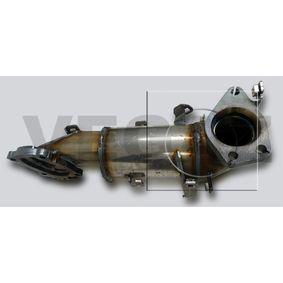 Nissan Almera Tino 2.2dCi Katalysator VEGAZ DK-917 (2.2 dCi Diesel 2006 YD22DDT)