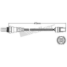 Lambdasonde Kabellänge: 450mm mit OEM-Nummer 001 540 9517